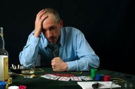 Gambling loss areas with casinos